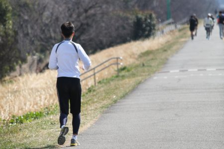 東京マラソンが今月なんですね?