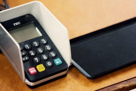 「クレジットカード」及び「各種電子マネー」使えます!