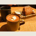 突如現れるハイセンスなカフェ