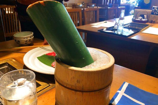 蔵の日本酒