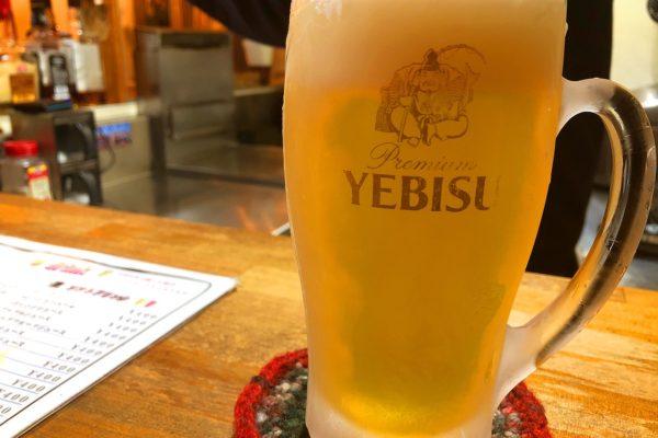 木道天国 ビール