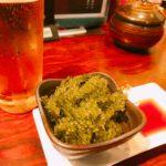 浅草の沖縄料理「ぬちぐすい」さんを初訪問