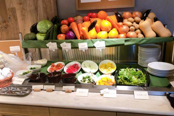 くらすわ 信州野菜
