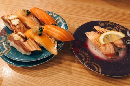 【ブログ更新】秋葉原でお寿司を堪能「こだわり廻転 まぐろ人 ヨドバシAkiba店」