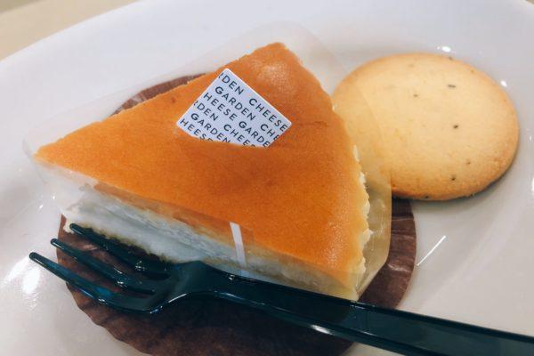 季節の御用邸チーズケーキ