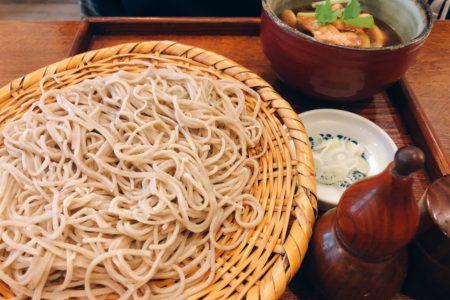 【ブログ更新】菊水通り沿いにある「めん公望」でお蕎麦を堪能