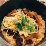 【ブログ更新】米が食べたい!そんな流れで「五穀 アトレ亀戸店」で釜炊ご飯を堪能