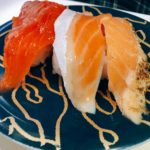 【ブログ更新】錦糸町のアルカキット内にある回転寿司「海鮮三崎港」を初訪問