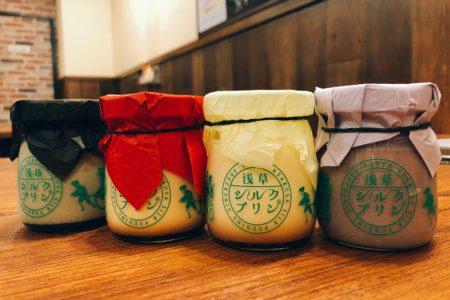 【ブログ更新】友人達に贈物。元祖滑らかプリン「浅草シルクプリン」を通販したら自分も食べたくなりました