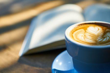 【ブログ更新】最近は生活リズムを取り戻そうと朝の始まりはコーヒーと・・・