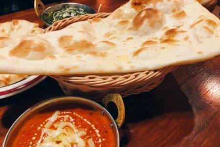【ブログ更新】墨田区本所にある隠れた『インディアンレストラン&バードリ』のランチを初訪問